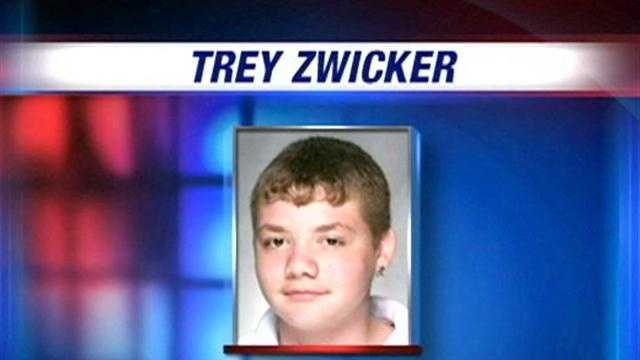Eyewitness account surfaces in Trey Zwicker slaying