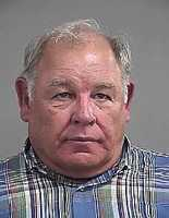 John Heltsley: charged withwanton endangerment and criminal mischief (Read more)