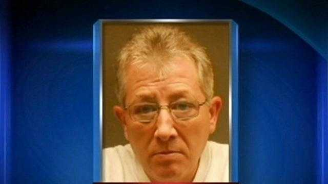 A Salem, Ind. man is accused of stealing nearly $63,000 from his former employer.
