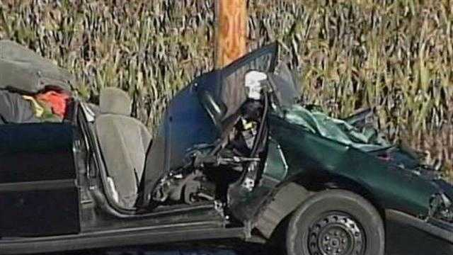 1 person killed in accident on State Rd. 60