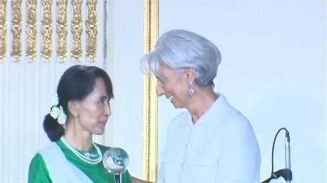 Nobel Peace Prize winner at UofL