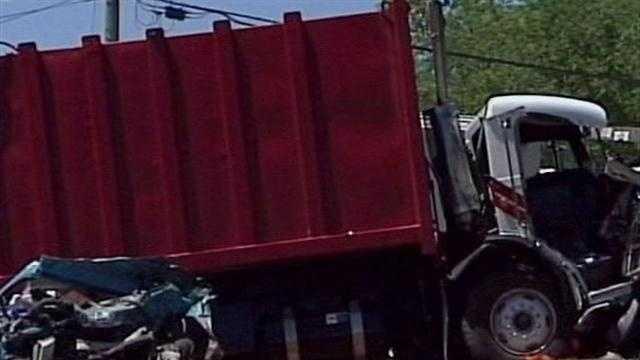 Driver in deadly 5-car crash gets plea deal, probation