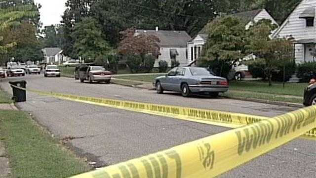 The Louisville Metro Police Department is investigating two separate homicides that happened within hours of each other on Wednesday evening.