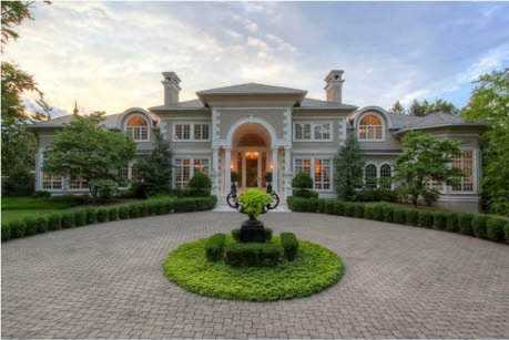 Take a tour of this $4.3 million mansion with six bedrooms, 8 bathrooms located in Louisville, KY featured on realtor.com