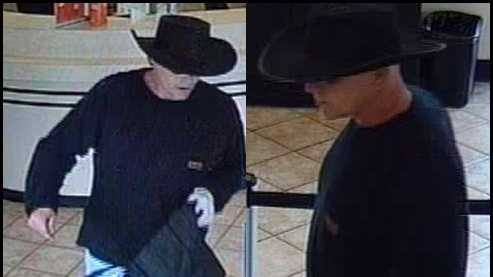 Louisville Metro Police are asking for the public's help in identifying a bank robber.