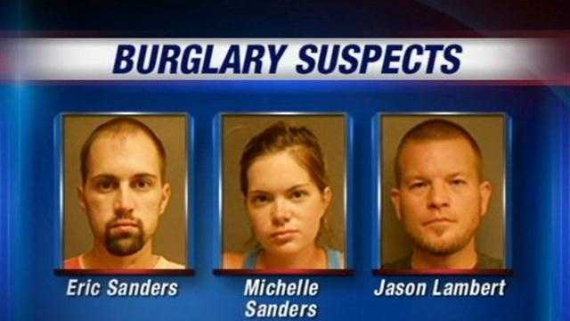 A brother and sister are accused of burglarizing multiple southern Indiana homes.