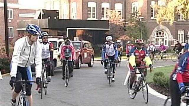 Some 200 veterans have signed up to pedal more than 300 miles in a Road2Recovery ride meant to challenge them physically, mentally and emotionally and help them bond with peers.