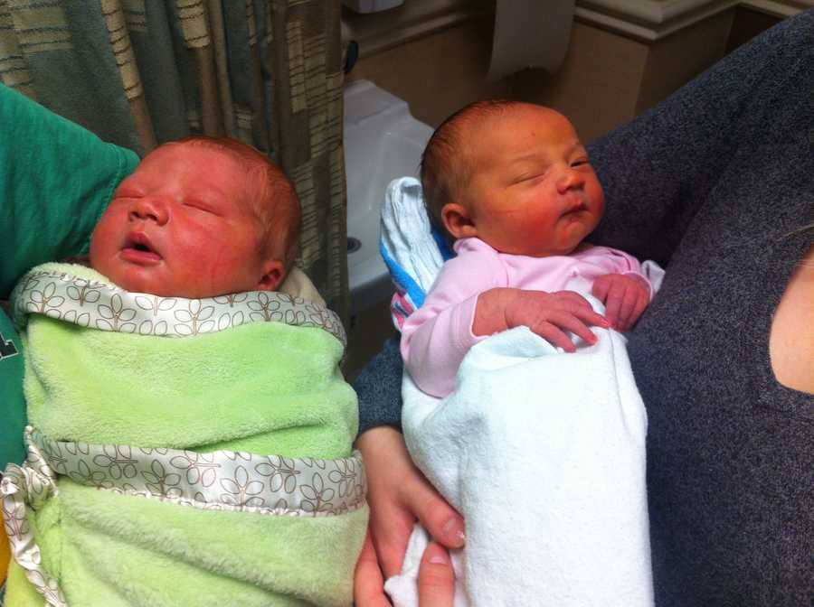 Archie David Combs and Emma Grace Marie Richardson