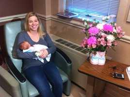 Amanda and Emma Grace Marie Richardson