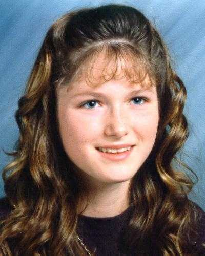 "Erica Lee Fraysure was last seen on October 21, 1997 in Brooksville, KY. She is 5'6"" and 115 lbs with a strawberry birthmark on the back of her neck, ligtht brown hair with blue eyes. Her vehicle was found abandoned in Brooksville. Though the keys were missing, her purse, wallet, and cash were all left inside of the car. Today she is 32 years old."