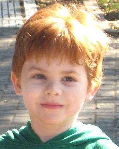Christian Maria Gallo-Hyland is the youngest sibling, believed to have been abducted by his mother Sandra Hyland. He was last seen on June 6, 2008 in Lafayette, IN. He has red hair and green eyes and today he is 8 years old.