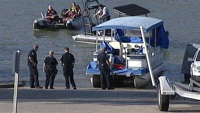 Police were called to the Greenwood boat dock Wednesday morning after a report of a possible kidnapping..