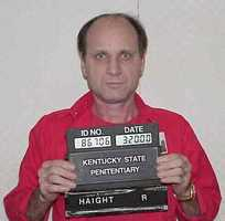 Randy Haight escaped from Johnson County Jail on August 18, 1985 with his girlfriend and another male inmate while awaiting trial. The bodies of Patricia Vance and David Omer were discovered inside their car near Herrington Lake in Garrard County.