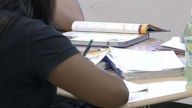 Are Kentucky students making the grade?  State test results have just been released.