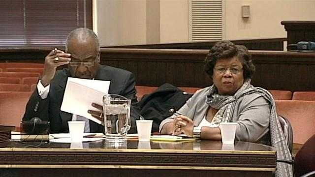 A local elected official remains under fire as she was questioned concerning possible ethics violations.