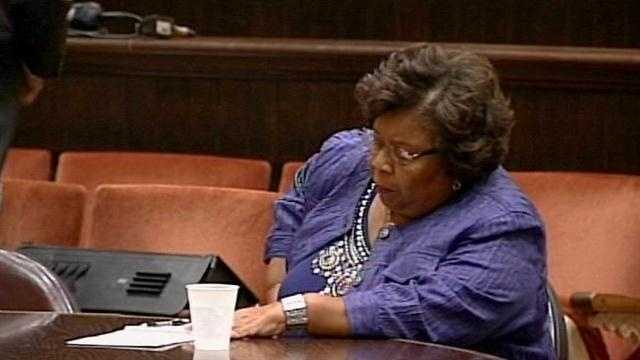 Councilwoman's ethics hearing resumes