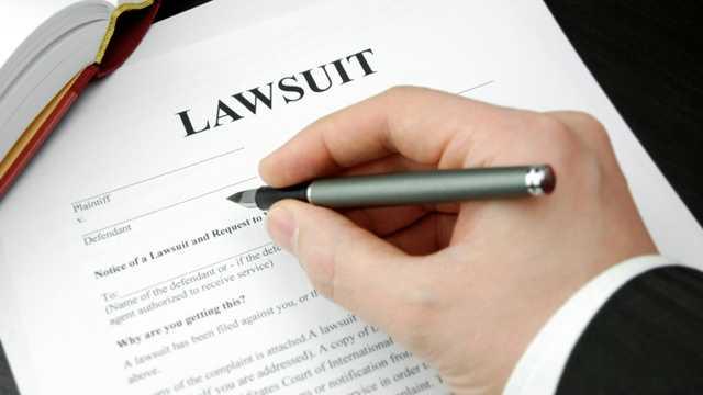Attorney lawsuit