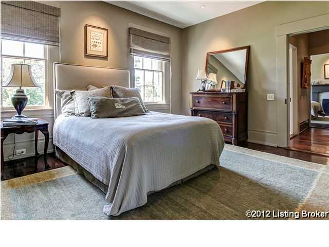 One of three beautiful bedrooms.