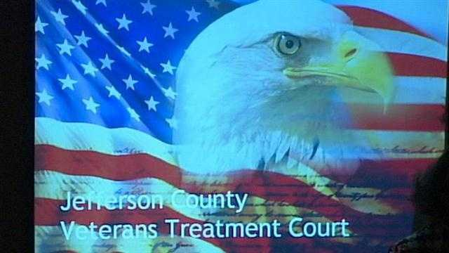Jefferson County veterans now have access to a specialized court that focuses specifically on them.