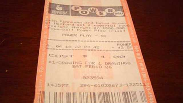 Lottery Odds - Powerball