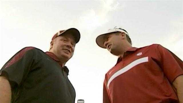 Stoops replaced Mickey Andrews (FSU's DC from 1984-2009) for the 2010 season. FSU went 10-4, 9-4 and 10-2, including wins over South Carolina in the 2010 Chick-fil-A Bowl and Notre Dame in the 2011 Champs Sports Bowl. The Seminoles' 2012 bowl bid will be announced Sunday.