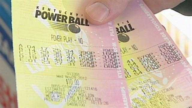 Record jackpot leaves Louisvillians dreaming of green