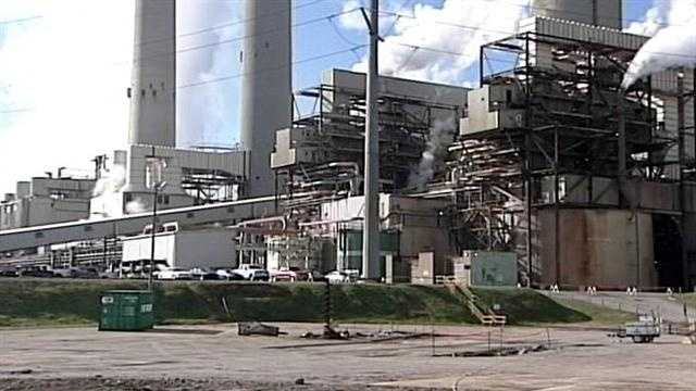 New EPA rules will require states to cut carbon emissions from sources such as coal-burning power plants.
