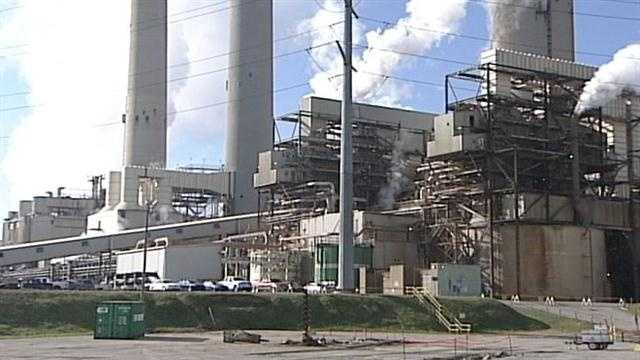 Reports of sludge, ash and dust are just a few of the complaints over the years concerning Louisville Gas and Electric substations powered by coal.