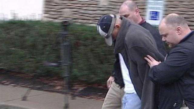 Former PRP fire captain arrested 10