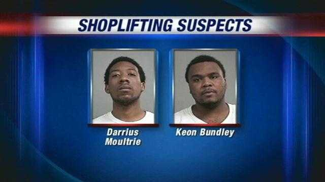 Police: Store clerk walks off job, thieves take advantage