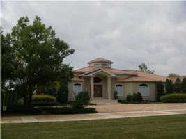The home has 4 bedrooms and 6 bathrooms.