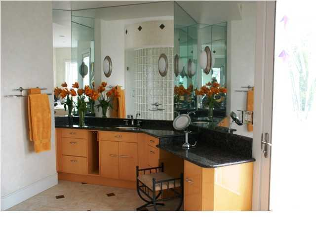 One of 6 bathrooms.