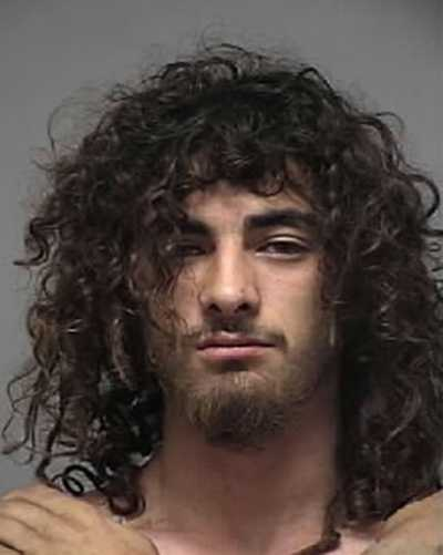 Cody Curry: Charged with first-degree criminal mischief (Read more)