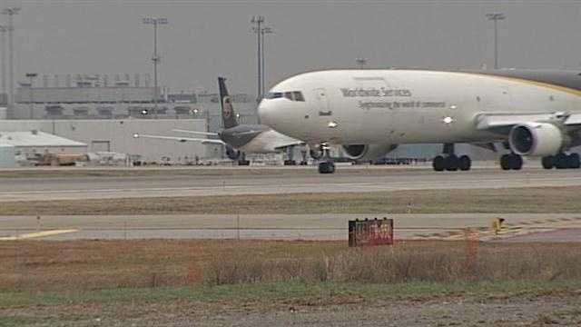 Airport expansion project nears completion