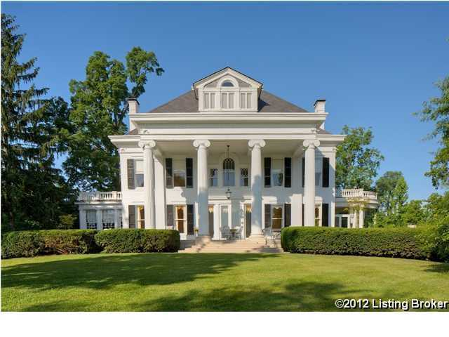 Listed at $2.75 million on Realtor.com, this home is almost a bargain for all it has to offer. With almost 4 acres on this property, find out what makes this mansion so fabulous.