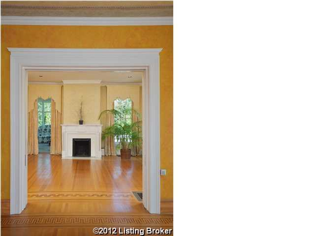 As you can see, this home has beautiful floor to ceiling windows and provides a raw canvas for any style of design.