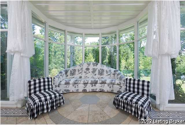 Possibly best room of the house, bay windows bring nature inside and provide a beautiful backdrop.