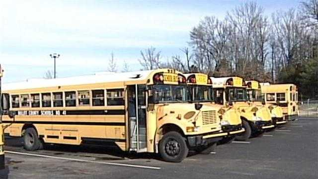 Bullitt County schools are adding high-tech cameras on buses.