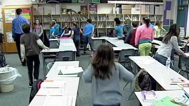 Clark County school drills