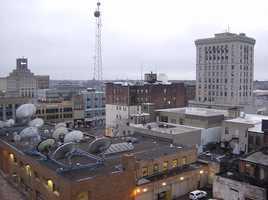 5. Saginaw, Michigan