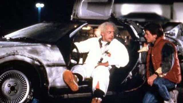 Nov. 5: Back to the Future Day: Thank your flux capacitor today for making time travel possible. It was this day in 1955 that Dr. Emmett Brown came up with the idea crucial to sending Marty McFly Back to the Future… and to the past and back again.