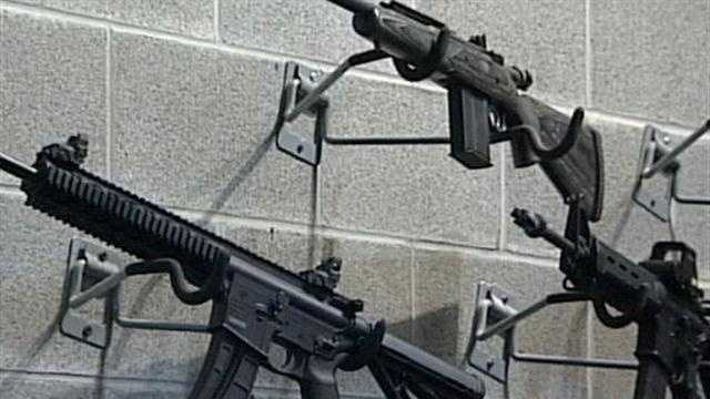 A local gun dealer said President Barack Obama's news conference Wednesday translated into an immediate spike in sales.