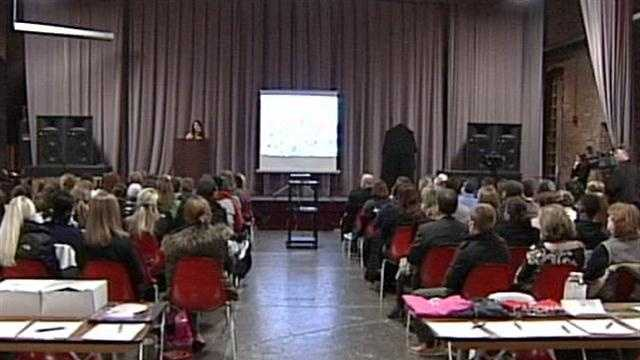 Human trafficking concerns addressed at conference at UofL