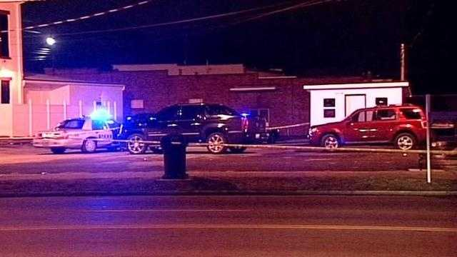 Police continue searching for gunman in night club shooting