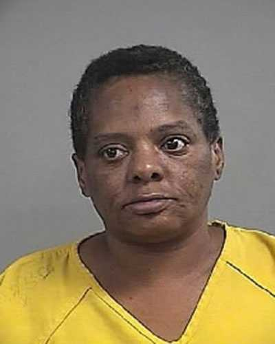 Angela Marsh: Charged with arson. (Read more)