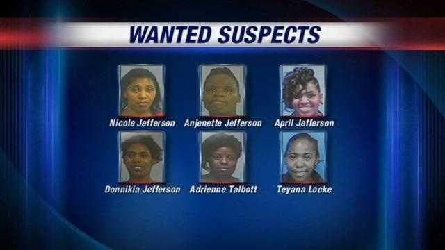 Police seek 6 more women in string of St. Matthews thefts
