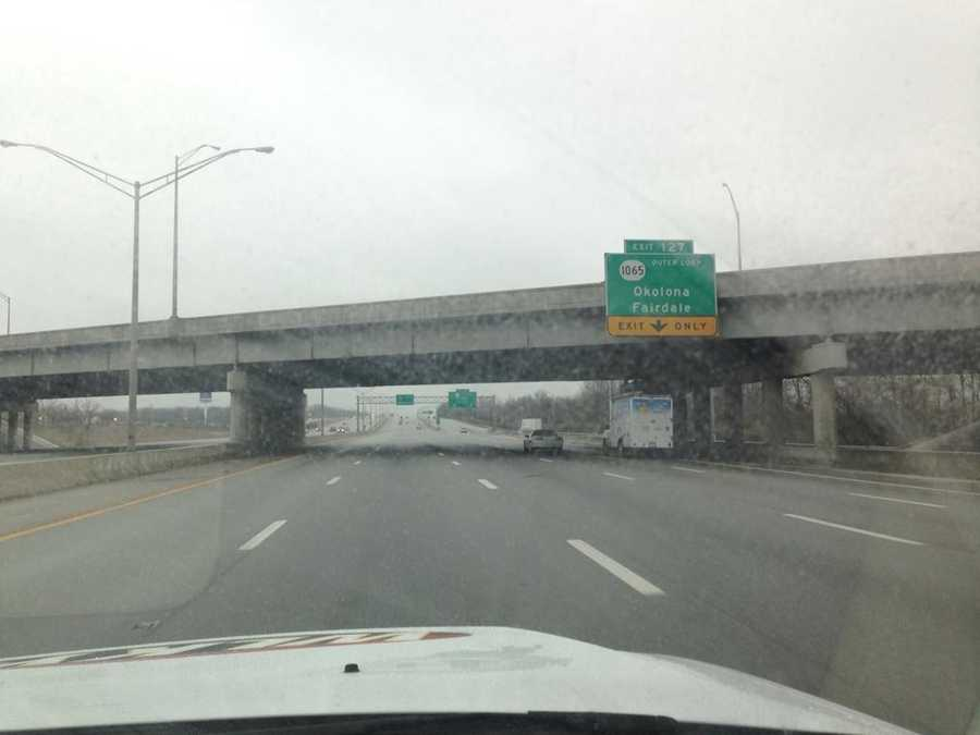 Interstate 65 South