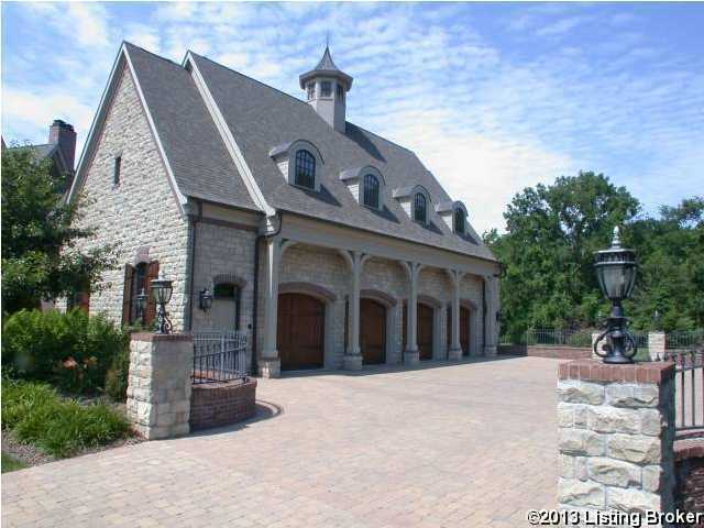 Finally, the home features a four-car garage. You can visit Realtor.com for more information on this beautiful home.