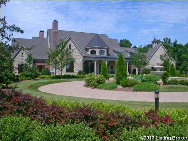 Prospect is known for their glamorous mansions, huge properties, and affordable prices and this home is no exception. Check out this beautiful mansion listed on Realtor.com for $3.29 million.