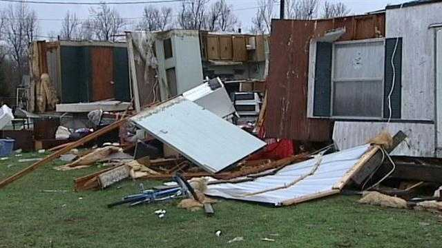 7-year-old boy injured by tornado in Marion County